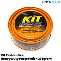 Kit Paste Wax Restorative Heavy Duty Paste Polish 225gram