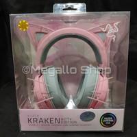 Razer Kraken Kitty THX 7.1 Chroma USB Gaming Headset Garansi Resmi