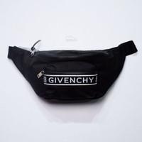 Givenchy Waist Bag Logo Black