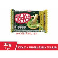 Kitkat Green Tea 4F 35Gram / Wafer Kit Kat Green Tea / KitKat 35Gr