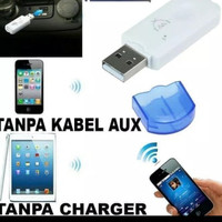 dongle aux usb bluetooth receiver audio music tanp kabel