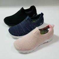 Sepatu Skechers Wanita Skechers New Gowalk 5 Sparkly Original