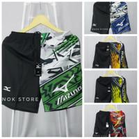 Promo Celana Olahraga/Volly/Badminton/Futsal/Sepak bola /lari/running - Merah, M