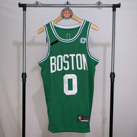 Jersey Basket Swingman NBA Boston Celtics Jayson Tatum hijau green