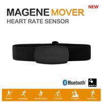 Magene Sensor Detak Jantung Olahraga Sepeda Lari GYM FItnes H64