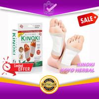 KINOKI Koyo Kaki Herbal Detoks / Detox Foot Pads Bamboo 0686
