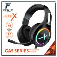 Headphone   Headset Gaming JETE-X GA5 - Garansi Resmi 1 Tahun