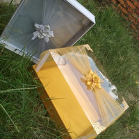 kotak hantaran seserahan pernikahan mika satuan renda tile