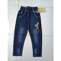 Celana Panjang Jeans Anak Laki Laki Umur 6 - 7 - 8 - 9 Tahun Zr1114