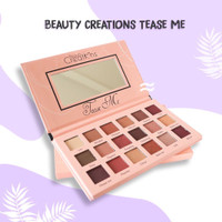 Termurah Eyeshadow Pallete Beauty Creations Tease Me