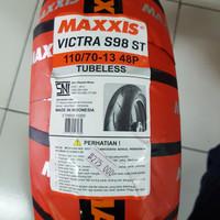 ban motor nmax maxxis 110 70 13 depan r13