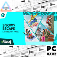 PC GAMES - THE SIMS 4 COMPLETE (USB 64 Gb)
