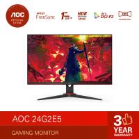 AOC 24G2E5 Gaming Monitor FHD 23.8 75Hz 1ms IPS