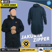 Jaket Kurta Hoodie Jakurta Zipper Pejuang Subuh by Rosal