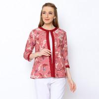 Blazer Adinata Batik Lisa