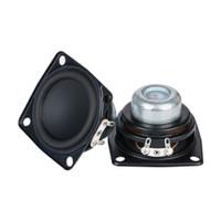 2pcs speaker aiyima 2 inch 53mm 10 watt 4ohm DIY bluetooth speaker
