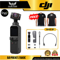DJI Pocket 2 Osmo Pocket 2 Basic & Creator Combo Original Garansi TAM