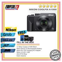 Nikon Coolpix A1000 Pocket Digital Camera