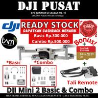 DJI Mini 2 Mavic Mini 2 Basic & Combo Original Garansi Resmi - Combo