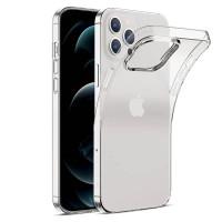 Slim TPU Case iPhone 12 Pro Max 6.7 - Original Clear Soft Bening Cover