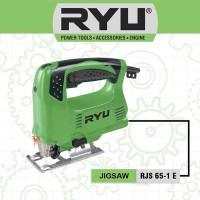 Mesin Jigsaw / MesinPotong Triplek / Gergaji Kayu RYU RJS65-1E