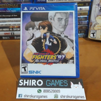 The King of Fighters 97 Global Match - game PS Vita Limited Run Games