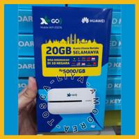 Modem E5576 Mifi 4G Huawei Wifi Unlock BYPASS Free XL GO IZI 20GB