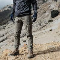 Celana gunung panjang Quick Dry waterproof hiking pria laki laki cowok