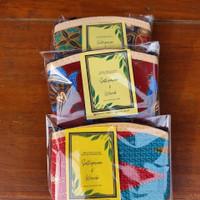 Souvenir Pernikahan Dompet Batik Kotak|Dompet Koin murah ukuran 10x8x3 - dompet n ucapan