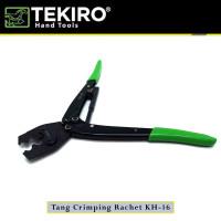 Tang Crimping Rachet / Tang Skun/ Crimping Press KH16 TEKIRO GT-RC1453