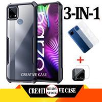 Hard Case Realme NARZO 20 2020 Tpu Shocprof+Garskin+Tg Camera