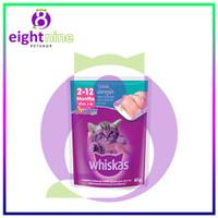 Whiskas Junior Makanan Kucing Cat Food - Tuna