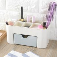 1 Laci Kotak Kosmetik 1 Laci Kotak Serbaguna Untuk Pensil Aksesories