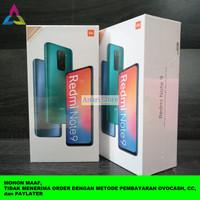 Redmi Note 9 4/64GB 4/64 GB Resmi TAM Xiaomi Indonesia