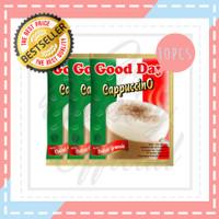 Good Day Cappuccino 10pc