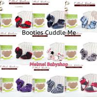 Cuddle Me Fitted Booties / Sepatu Bayi / Prewalker