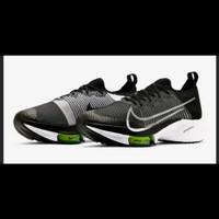 Nike Air Zoom Tempo Next% Black White Volt