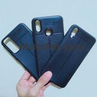 Vivo V9/Y85 - Autofocus Auto focus Leather Case Kulit Jeruk