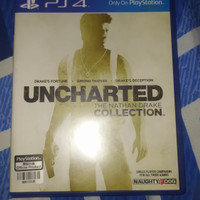 BD ps4 ps 4 playstation 4 Uncharted Collection Reg 3