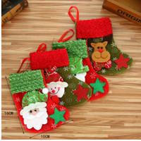 kaos Kaki Gantung Motif Natal untuk Dekorasi Christmas Series Soc