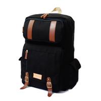 GUNNER - Tas Ransel Backpack Tas Laptop - Hitam