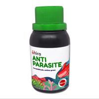 Obat Ikan Koi Anti Kutu, Jamur, Protozoa | Hira Anti Parasite 100 ml