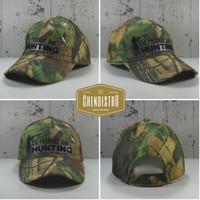 Topi Baseball Import HUNTING Camouflage Series