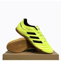 Sepatu Futsal Adidas Copa 19.4 IN F35487 Yellow Black ORIGINAL BNIB