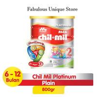 PROMO MURAH MORINAGA CHIL MIL CHILMIL PLATINUM 2 800 GR 800GR