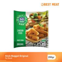 Nugget Ayam Stick So Good Original 200 gr