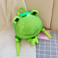 Tas Ransel Anak Import - Tas Anak Karakter - Tas Ransel Import - Frog Green