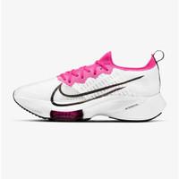 Nike Air Zoom Tempo Next% size 40 (25.5cm) White Pink Blast Ori Resi