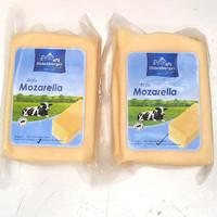 Oldenburger Keju Mozzarella Cheese Vaccum Repack 250gr Import