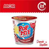 POP MIE Instan Cup Mi Goreng Spesial 80 gr